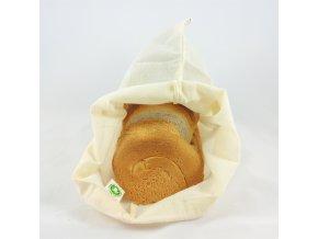 Re Sack voile brood zichtbaar